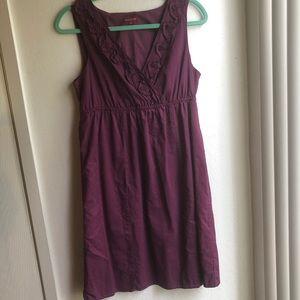 Purple Merona Dress | Medium Summer Style
